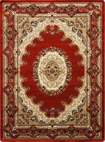 Tradycyjny dywan Adora 5547 terrakota
