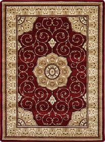 Tradycyjny dywan Adora 5792 bordowy
