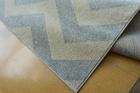 Nowoczesny dywan Aspect 1961 LIGHT SILVER. Szaro białe wzory podkreślą charakter Twojego pomieszczenia. Profesjonalne wykonanie oraz wysoka jakość, gwarantują długie użytkowanie produktu.