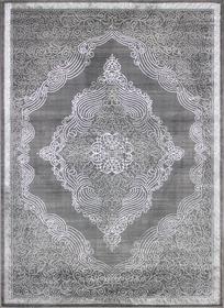 Nowoczesny dywan Elite 3935 Grey. Modny, tradycyjny wzór. Profesjonalne wykonanie oraz wysoka jakość, gwarantują długie użytkowanie produktu.