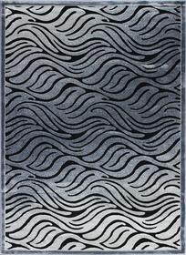 Nowoczesny dywan Romans 2112 GRAPHITE. Szary kolor i odcienie grafitu podkreślą charakter Twojego pomieszczenia. Profesjonalne wykonanie oraz wysoka jakość, gwarantują długie użytkowanie produktu.