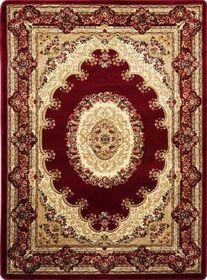 Tradycyjny dywan Adora 5547 bordowy