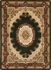 Tradycyjny dywan Adora 5547 zielony