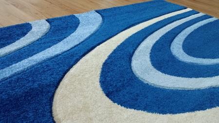 Nowoczesny dywan Jakamoz 1061 niebieski (4)