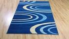 Nowoczesny dywan Jakamoz 1061 niebieski (2)