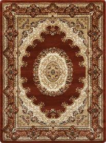 Tradycyjny dywan Adora 5547 brązowy