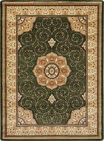 Tradycyjny dywan Adora 5792 zielony