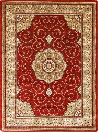 Tradycyjny dywan Adora 5792 terrakota (1)
