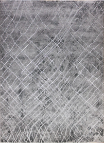 Nowoczesny dywan Elite 4358 Grey. Grafitowo szare wzory podkreślą charakter Twojego pomieszczenia. Profesjonalne wykonanie oraz wysoka jakość, gwarantują długie użytkowanie produktu.