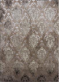 Nowoczesny dywan Elite 23282 Beige. Modny, klasyczny wzór. Profesjonalne wykonanie oraz wysoka jakość, gwarantują długie użytkowanie produktu.