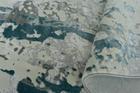 Nowoczesny dywan Elite 1165 NAVY GREY. Dywan w stylu Vintage. Profesjonalne wykonanie oraz wysoka jakość, gwarantują długie użytkowanie produktu.