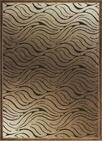Nowoczesny dywan Romans 2112 VIZON. Beżowy kolor i odcienie brązu podkreślą charakter Twojego pomieszczenia. Profesjonalne wykonanie oraz wysoka jakość, gwarantują długie użytkowanie produktu.