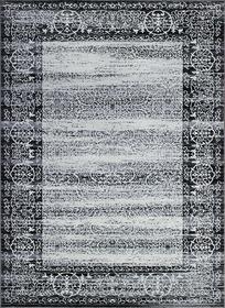 Nowoczesny dywan Romans 2119 GRAPHITE. Szary kolor i odcienie grafitu podkreślą charakter Twojego pomieszczenia. Profesjonalne wykonanie oraz wysoka jakość, gwarantują długie użytkowanie produktu.