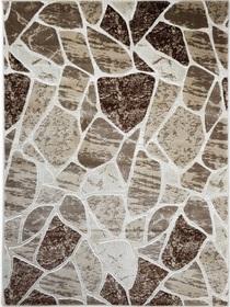 Nowoczesny dywan Side 09383A LIGHT BEIGE. Niesymetryczne kształty w odcieniach brązu i beżu podkreślą charakter Twojego pomieszczenia. Profesjonalne wykonanie oraz wysoka jakość, gwarantują długie użytkowanie produktu.