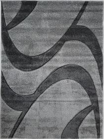 Nowoczesny dywan Viola 09332A L.GREY