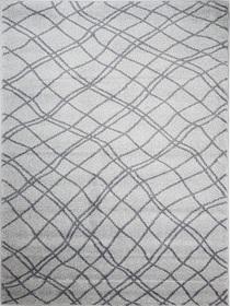 Nowoczesny dywan Poloness 07289A L.GREY. Odcienie szarości oraz regularny wzór podkreślą charakter Twojego pomieszczenia. Profesjonalne wykonanie oraz wysoka jakość, gwarantują długie użytkowanie produktu.