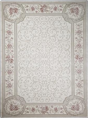 Nowoczesny akrylowy dywan Viva Acrylic 03355K L.BEIGE. Połączenie beżu z pudrowym różem oraz regularny wzór podkreślą charakter Twojego pomieszczenia. Profesjonalne wykonanie oraz wysoka jakość, gwarantują długie użytkowanie produktu.