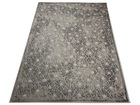 Nowoczesny dywan Side 06464A LIGHT GREY. Niesymetryczne kształty w odcieniach szarości podkreślą charakter Twojego pomieszczenia. Profesjonalne wykonanie oraz wysoka jakość, gwarantują długie użytkowanie produktu.