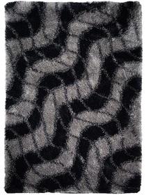 Nowoczesny dywan MILANO 07401A LIGHT GREY BLACK. Symetryczne kształty w odcieniach szarości i czerni podkreślą charakter Twojego pomieszczenia. Profesjonalne wykonanie oraz wysoka jakość, gwarantują długie użytkowanie produktu.