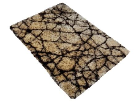 Nowoczesny dywan MILANO 06170A LIGHT BEIGE. Niesymetryczne kształty w odcieniach brązu i beżu podkreślą charakter Twojego pomieszczenia. Profesjonalne wykonanie oraz wysoka jakość, gwarantują długie użytkowanie produktu.