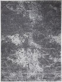 Nowoczesny dywan DELFIN A0329A D.GREY. Puszysty dywan - modny wzór, Niesymetryczne kształty w odcieniach grafitu i szarości podkreślą charakter Twojego pomieszczenia. Profesjonalne wykonanie oraz wysoka jakość, gwarantują długie użytkowanie produktu.