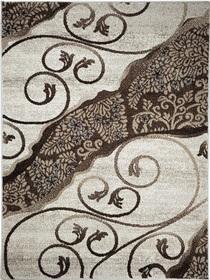 Nowoczesny dywan Adventure 85921-15053 BEIGE BROWN. Puszysty dywan - modny wzór. Niesymetryczne kształty w odcieniach brązu i beżu podkreślą charakter Twojego pomieszczenia. Profesjonalne wykonanie oraz wysoka jakość, gwarantują długie użytkowanie produkt