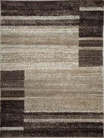 Nowoczesny dywan Adventure 16051-15055 BEIGE BROWN. Puszysty dywan - modny wzór. Niesymetryczne kształty w odcieniach brązu i beżu podkreślą charakter Twojego pomieszczenia. Profesjonalne wykonanie oraz wysoka jakość, gwarantują długie użytkowanie produkt