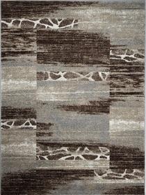 Nowoczesny dywan Adventure 50041-15011 BEIGE BROWN. Puszysty dywan - modny wzór. Niesymetryczne kształty w odcieniach brązu i beżu podkreślą charakter Twojego pomieszczenia. Profesjonalne wykonanie oraz wysoka jakość, gwarantują długie użytkowanie produkt