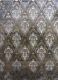 Nowoczesny dywan Elite 23282 Grey Gold. Modny, tradycyjny wzór. Profesjonalne wykonanie oraz wysoka jakość, gwarantują długie użytkowanie produktu.