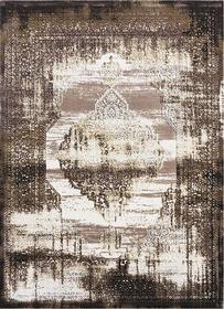 Nowoczesny dywan Zara 8372 BEIGE STAR. Dywan w stylu Vintage. Profesjonalne wykonanie oraz wysoka jakość, gwarantują długie użytkowanie produktu.