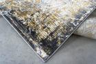 Nowoczesny dywan Zara 9630 YELLOW GREY. Grafitowo szare wzory podkreślą charakter Twojego pomieszczenia. Profesjonalne wykonanie oraz wysoka jakość, gwarantują długie użytkowanie produktu.