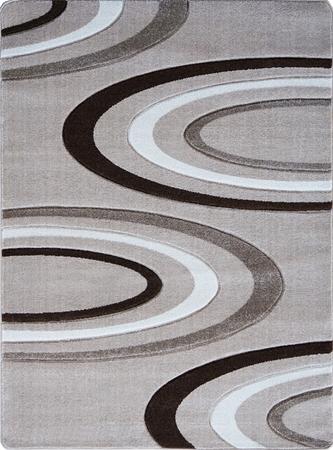 Nowoczesny dywan Jakamoz 1061 beżowy (1)