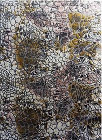 Nowoczesny dywan Zara 9655 MULTICOLOR. Grafitowo szare wzory podkreślą charakter Twojego pomieszczenia. Profesjonalne wykonanie oraz wysoka jakość, gwarantują długie użytkowanie produktu.