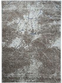 Nowoczesny dywan DELFIN A0329A CREAM. Puszysty dywan - modny wzór, Niesymetryczne kształty w odcieniach beżu i brązu podkreślą charakter Twojego pomieszczenia. Profesjonalne wykonanie oraz wysoka jakość, gwarantują długie użytkowanie produktu.