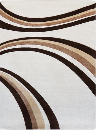 Nowoczesny dywan Jakamoz 1353 beżowy (1)