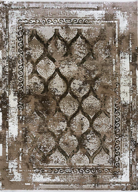 Puszysty dywan CREANTE 19148 BEIGE. Niesymetryczne kształty w odcieniach beżu i złota podkreślą charakter Twojego pomieszczenia. Dywan w stylu Vintage. Profesjonalne wykonanie oraz wysoka jakość wiskozy, gwarantują długie użytkowanie produktu.