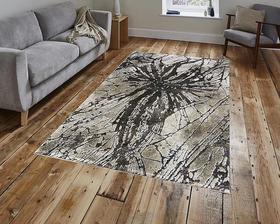 Puszysty dywan MARVEL 7604 BEIGE. Niesymetryczne kształty w odcieniach beżu, szarości i złota podkreślą charakter Twojego pomieszczenia. Dywan w nowoczesnym stylu. Profesjonalne wykonanie oraz wysoka jakość włóczki, gwarantują długie użytkowanie produktu.