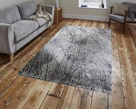 Puszysty dywan MARVEL 7604 GREY. Niesymetryczne kształty w odcieniach beżu, szarości i złota podkreślą charakter Twojego pomieszczenia. Dywan w nowoczesnym stylu. Profesjonalne wykonanie oraz wysoka jakość włóczki, gwarantują długie użytkowanie produktu.