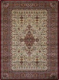 Tradycyjny dywan Anatolia 5380 bordowy