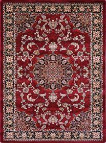 Tradycyjny dywan Anatolia 5857 bordowy