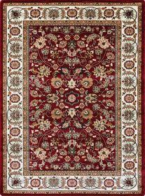 Tradycyjny dywan Anatolia 5640 bordowy