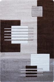 Nowoczesny dywan Jakamoz 1855 B brązowy