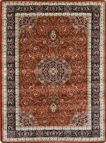 Tradycyjny dywan Anatolia 5858 brązowy