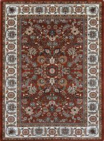 Tradycyjny dywan Anatolia 5640 brązowy