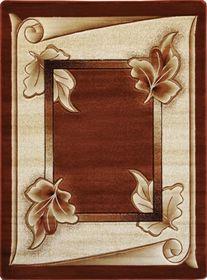 Nowoczesny dywan Adora 7014 brązowy