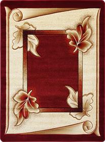 Nowoczesny dywan Adora 7014 bordowy