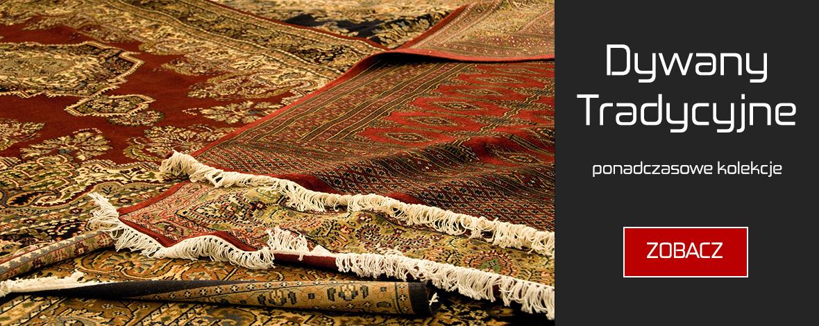 Sprawdź ofertę dywanów tradycyjnych na Carpets24.pl